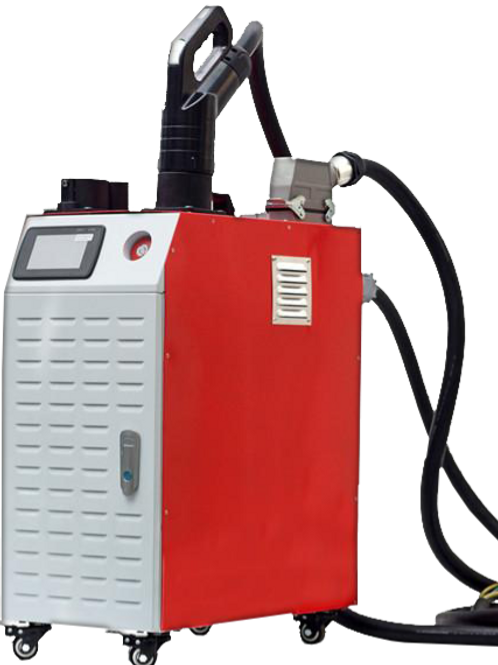 24 - 40 kW Portable DC Fast Charger