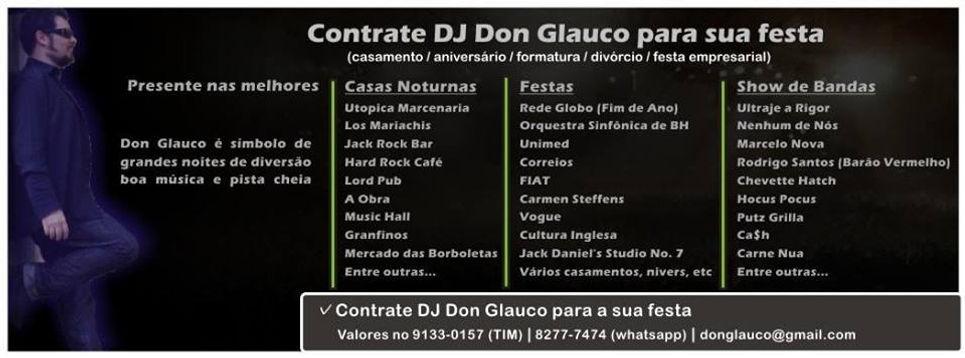 VJ DJ discoteca festa casamento niver formatura show boate Belo Horizonte