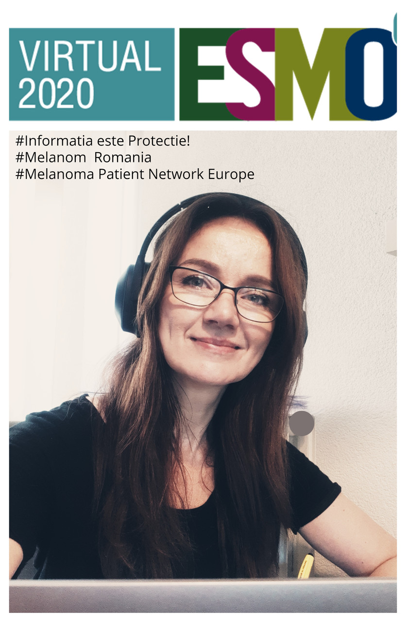 ESMO2020 Virtual- noutati in Melanom de la cel mai mare congres oncologic european!