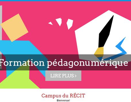 Campus Récit