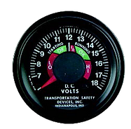 Analog Voltage Meter