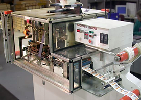 industrial hot stamp printing