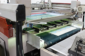 industrial screen printing
