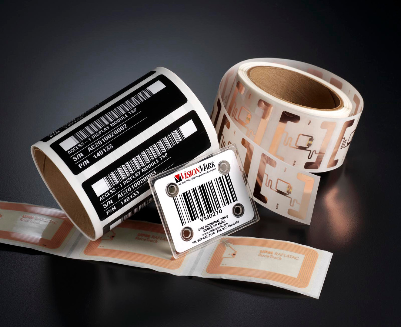 RFID & Barcode Labels