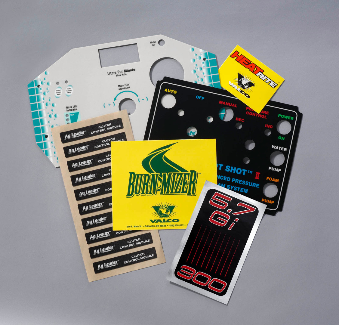 Agriculture Labels