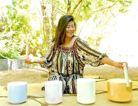 VIDEO RECORDING - Fall Equinox Virtual Reiki Sound Bath