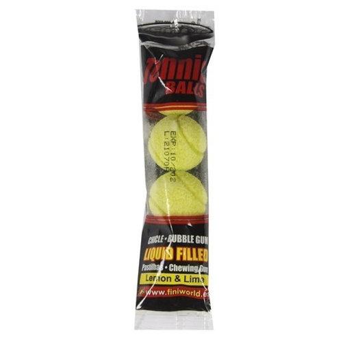 Fini Tennis Balls Lemon/Lime