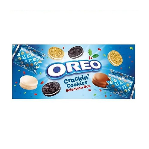 Oreo Crackin' Cookies Box