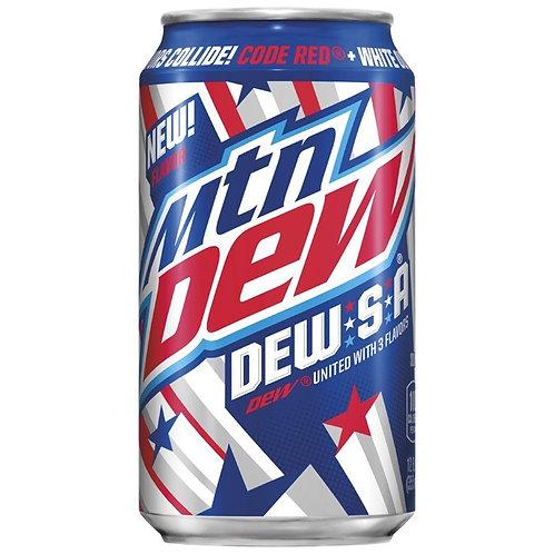 Mountain Dew Dewsa