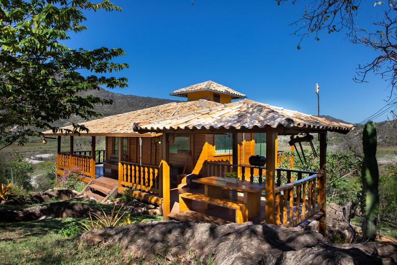 Casa dos Ipes Lapinha da Serra