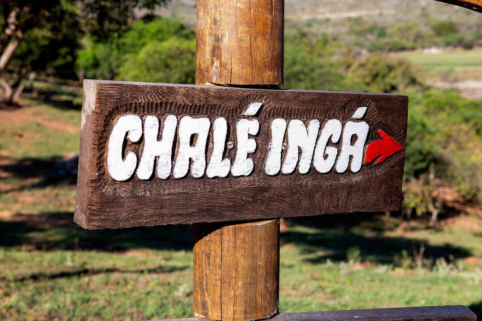 Chalé Ingá Lapinha da Serra