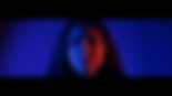 Girl red blue lightin music video image