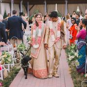Wedding held at Zugibe Vineyards
