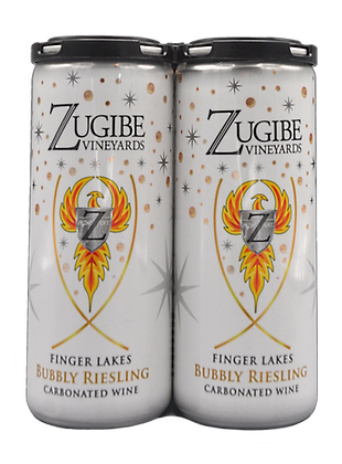 Bubbly Riesling (1 x 4pack)