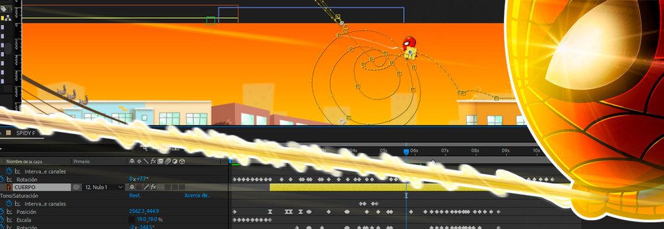 Curso Motion Graphics