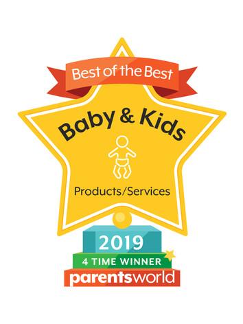 Parents World 2019 Certificate