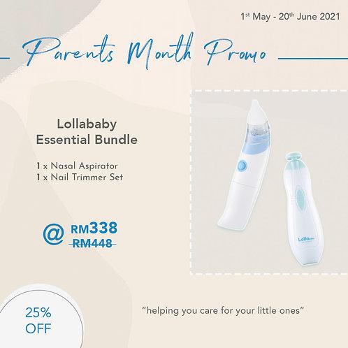 Lollababy Essential Bundle