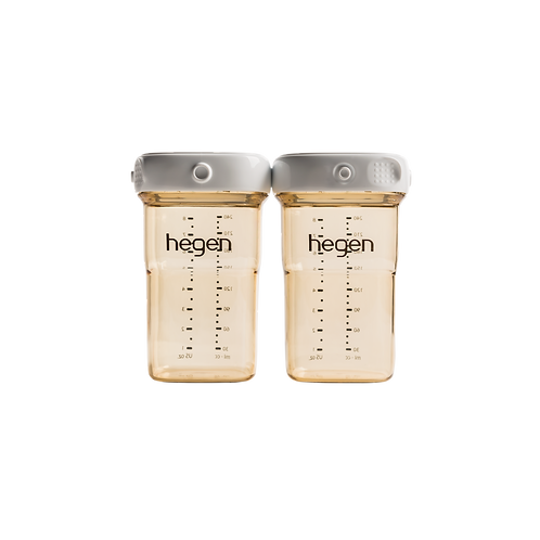 Hegen PCTO™ 240ml/8oz Storage Bottle (2-Pack)