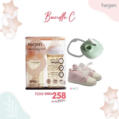 Hegen Anniversary Promotion Set – Bundle C