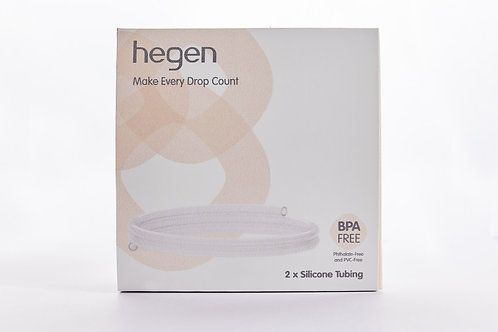 Hegen Silicone Tubing (2-Pack)
