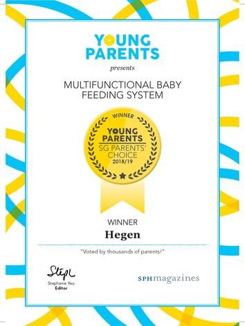 Young Parents SG Parents' Choice 2018/19