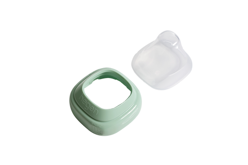 Hegen PCTO™ Collar and Transparent Cover (Green)
