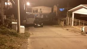 Dois Homens são executados a tiros no bairro Fenachamp, em Garibaldi dentro de veículo