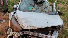 Caxias do Sul Grave acidente no interior deixa quatro pessoas feridas