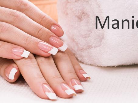 Manicure a partir de R$ 17,00 Reais