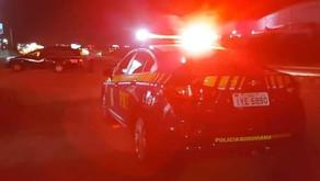 Motociclista morre em acidente na BR 470 em Garibaldi