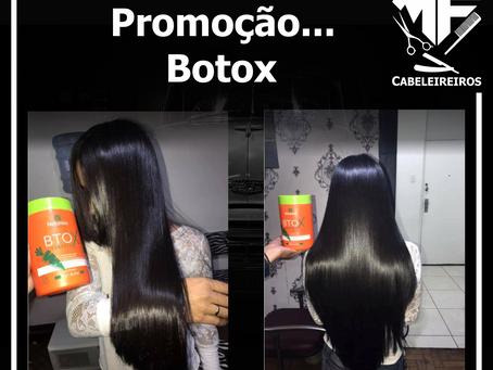 Promoção de julho... Botox