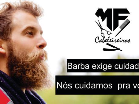 Barba exige cuidados