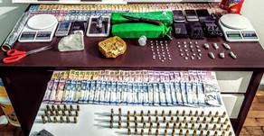 Veranópolis Três indivíduos são presos e grande quantidade de droga é apreendida