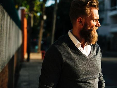 Como cuidar da barba no inverno