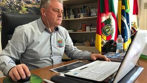 Presidente da Amesne diz que não irá recorrer da decisão de Bandeira Vermelha para a Serra