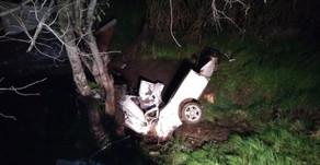 Três jovens morrem em acidente na ERS-400