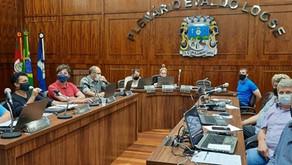 Câmara vota favorável a diminuição de vereadores de 11 para 9 em 1º turno