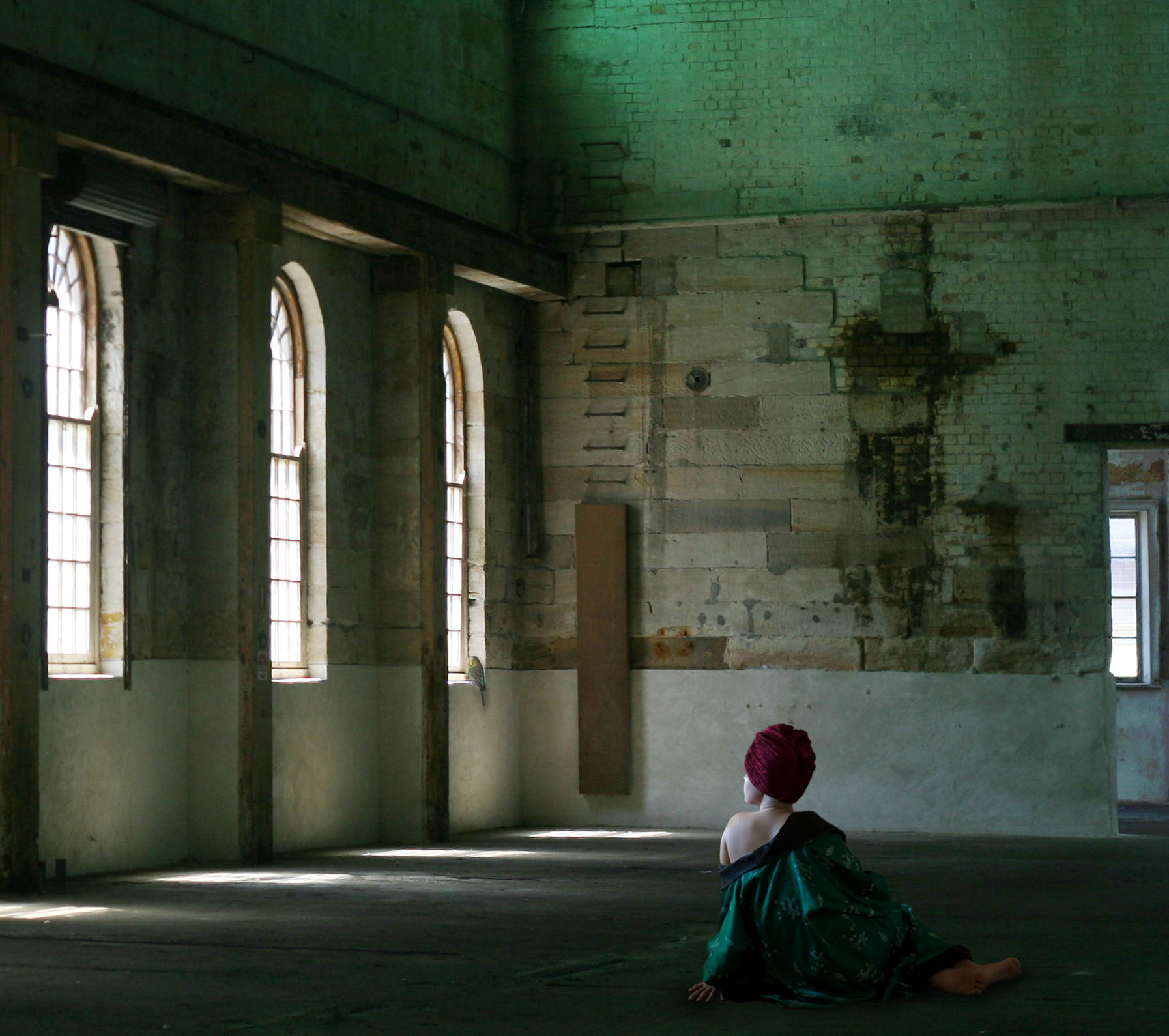 Listen - The Girl in the Red Turban
