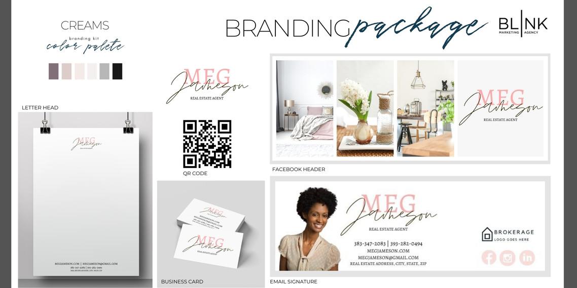 Blink Real Estate Branding
