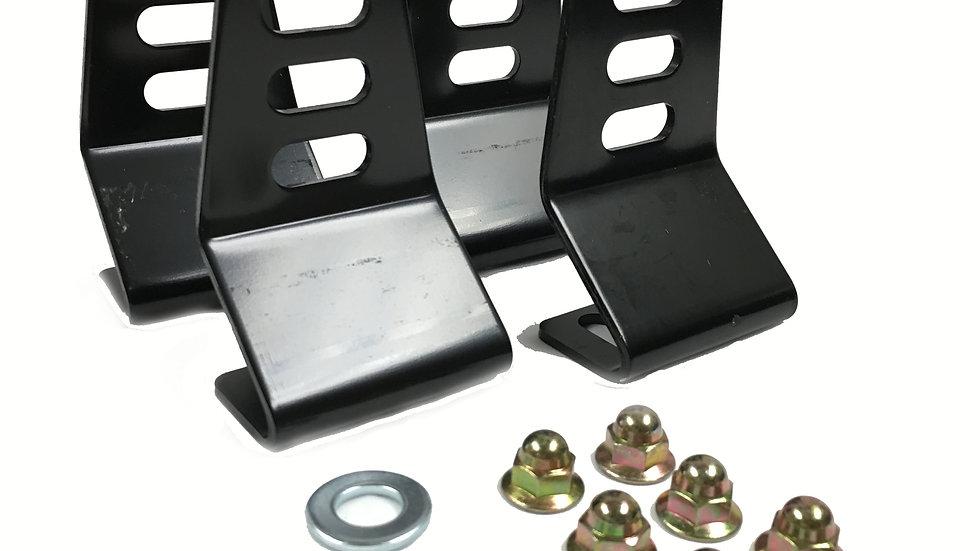 Buddy Club Seat Rail Parts Set