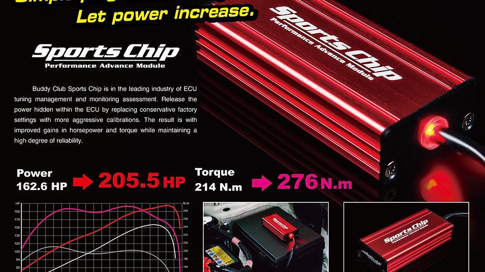 Buddy Club Sports Chip for 2016+ Honda Civic (1.5T)