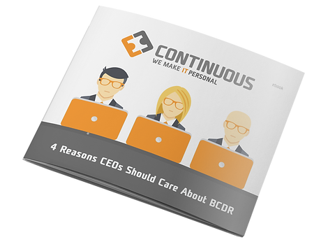 Cover. 4 Reasons CEOs Should Care About
