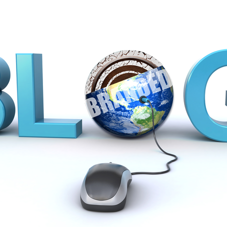 Does your brand blog?