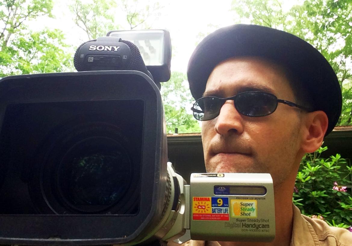 Filming da Woodpecka