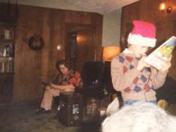 Leader of the Christmas Carols