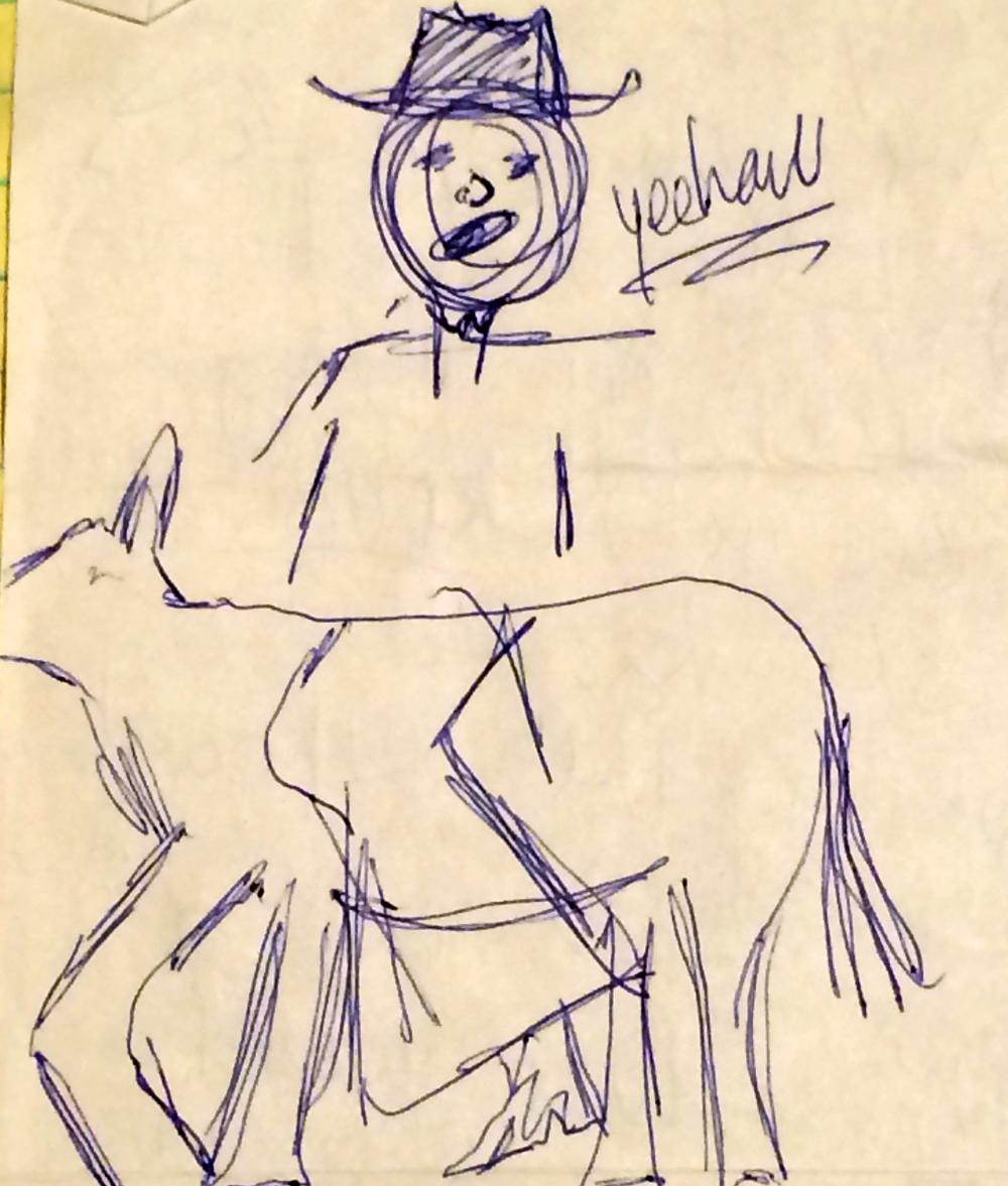 Redneck Doodle Dandy..