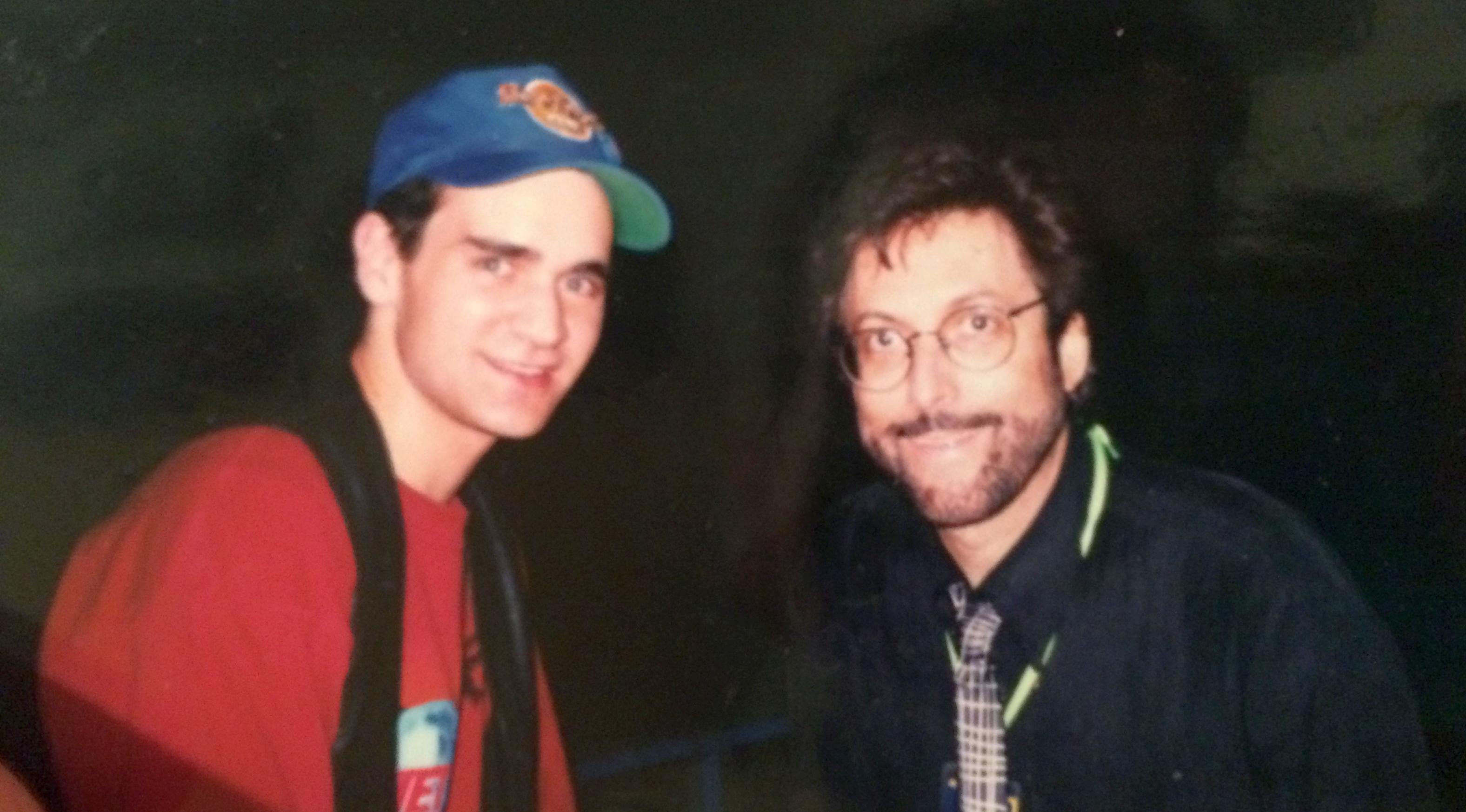 Stephen Bishop & I