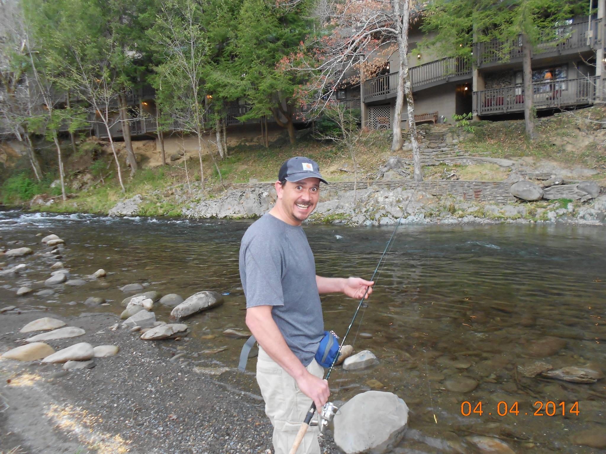 bro... fishin'