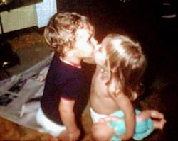 Muh 1st KISS!!