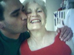 Mom & I.. (heart it!)